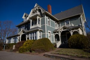 Victoria's Historic Inn in Wolfville, Annapolis Valley, Nova Scotia, Canada