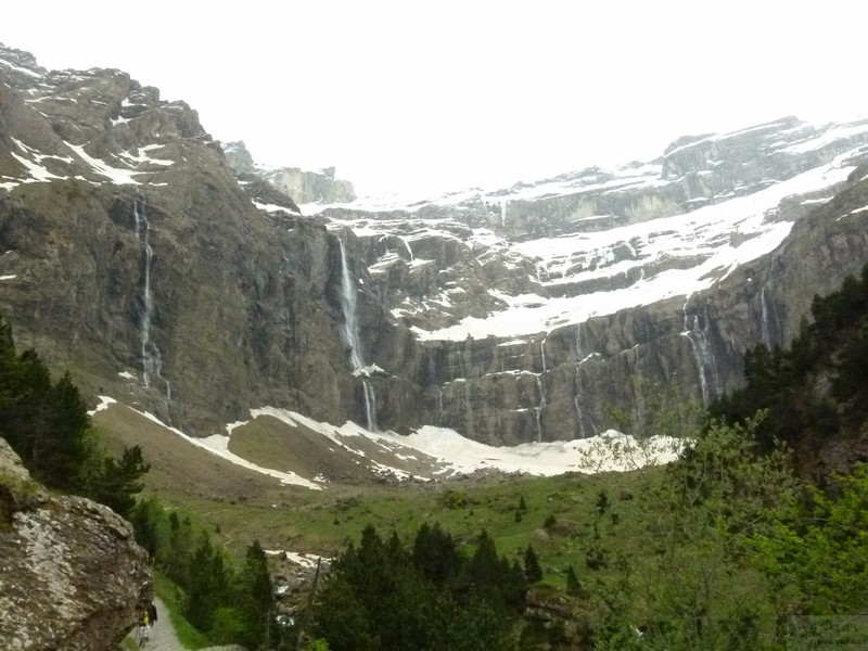 The Cirque de Gavarnie